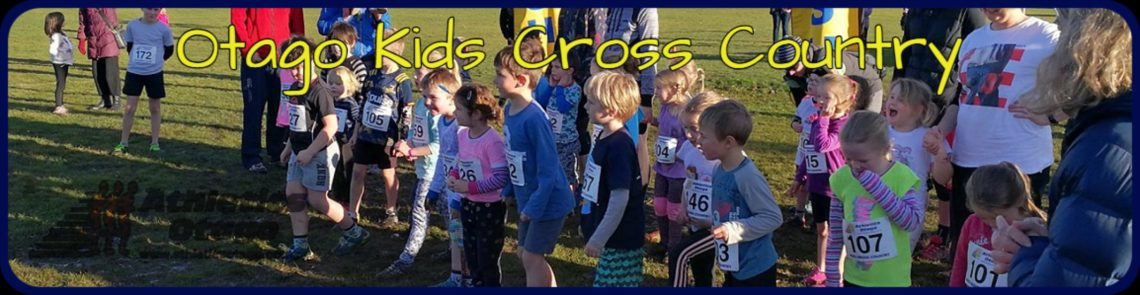 2018 Kids Cross Country